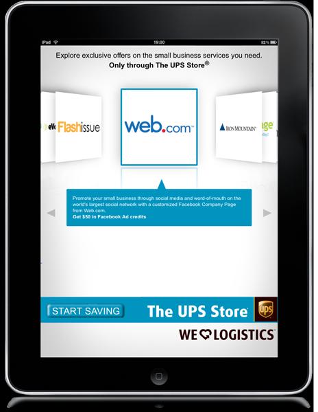 UPS Store ad